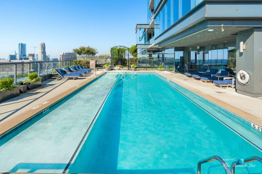 3630 Peachtree Rd NE, Unit 2808, Atlanta, GA, USA - Condo Outside Private Pool - Luxury Real Estate - The Ritz-Carlton Residences Buckhead