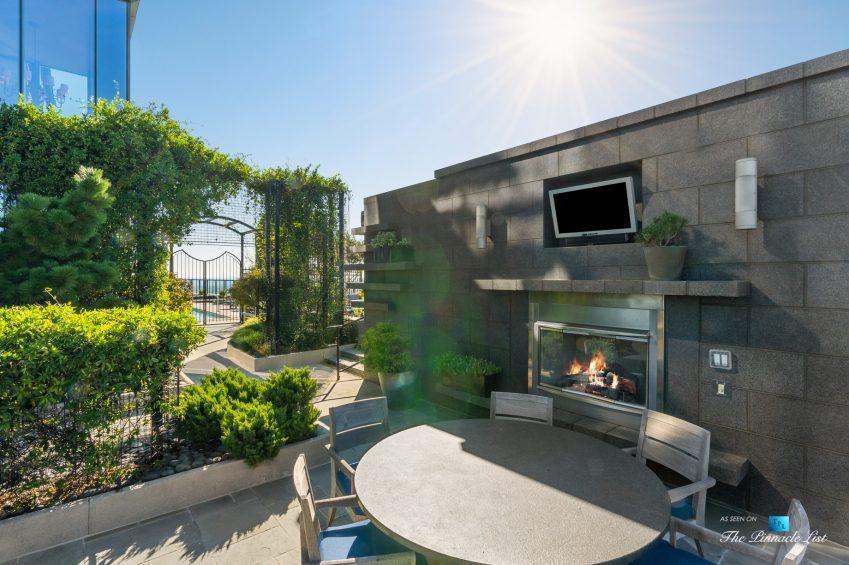 3630 Peachtree Rd NE, Unit 2808, Atlanta, GA, USA - Condo Outside Private Pool Lounge Fireplace - Luxury Real Estate - The Ritz-Carlton Residences Buckhead