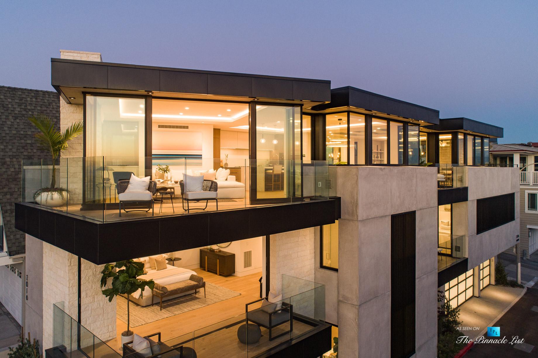 2016 Ocean Dr, Manhattan Beach, CA, USA – Done Sunset – Luxury Real Estate – Modern Ocean View Home