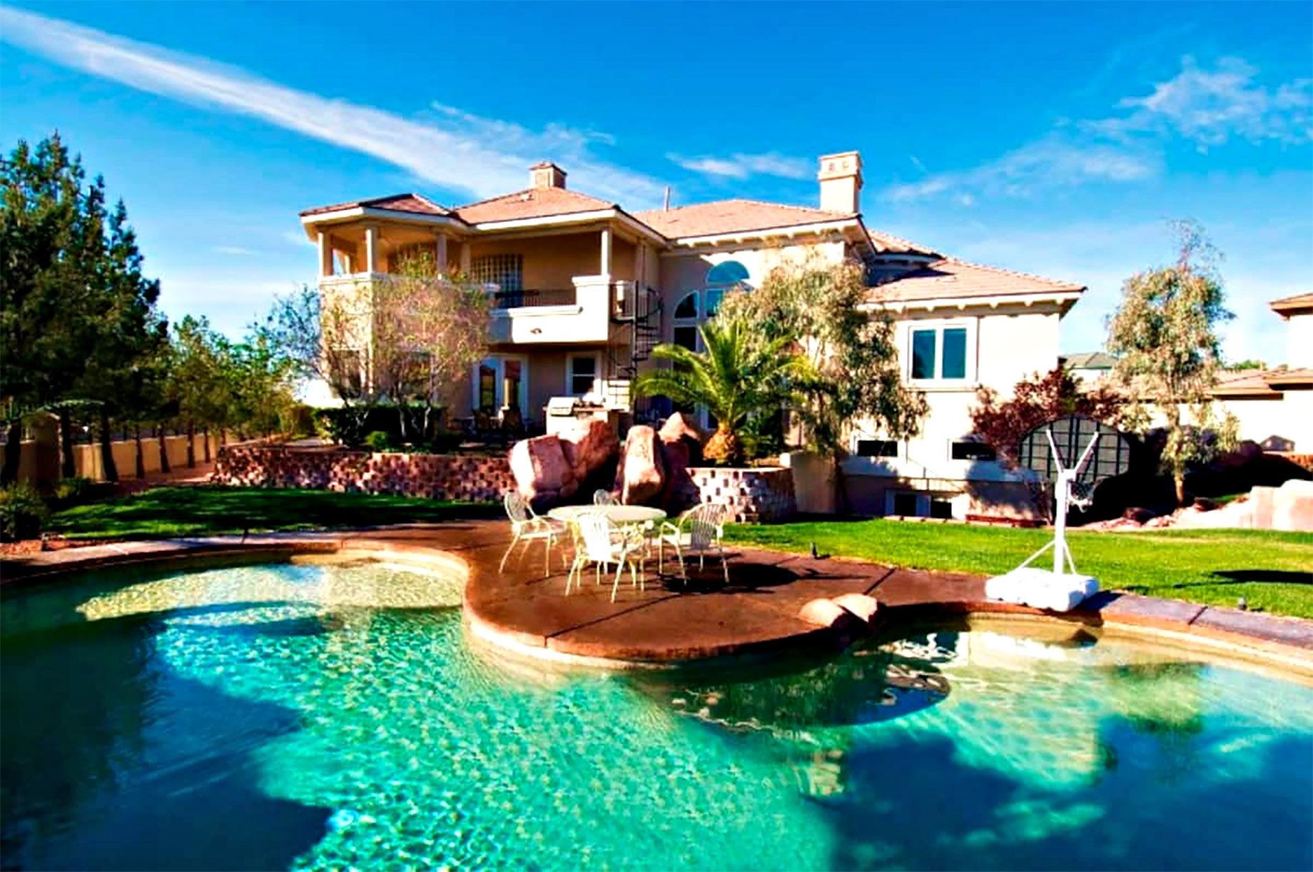 Jamaica Estate - Las Vegas, NV, USA