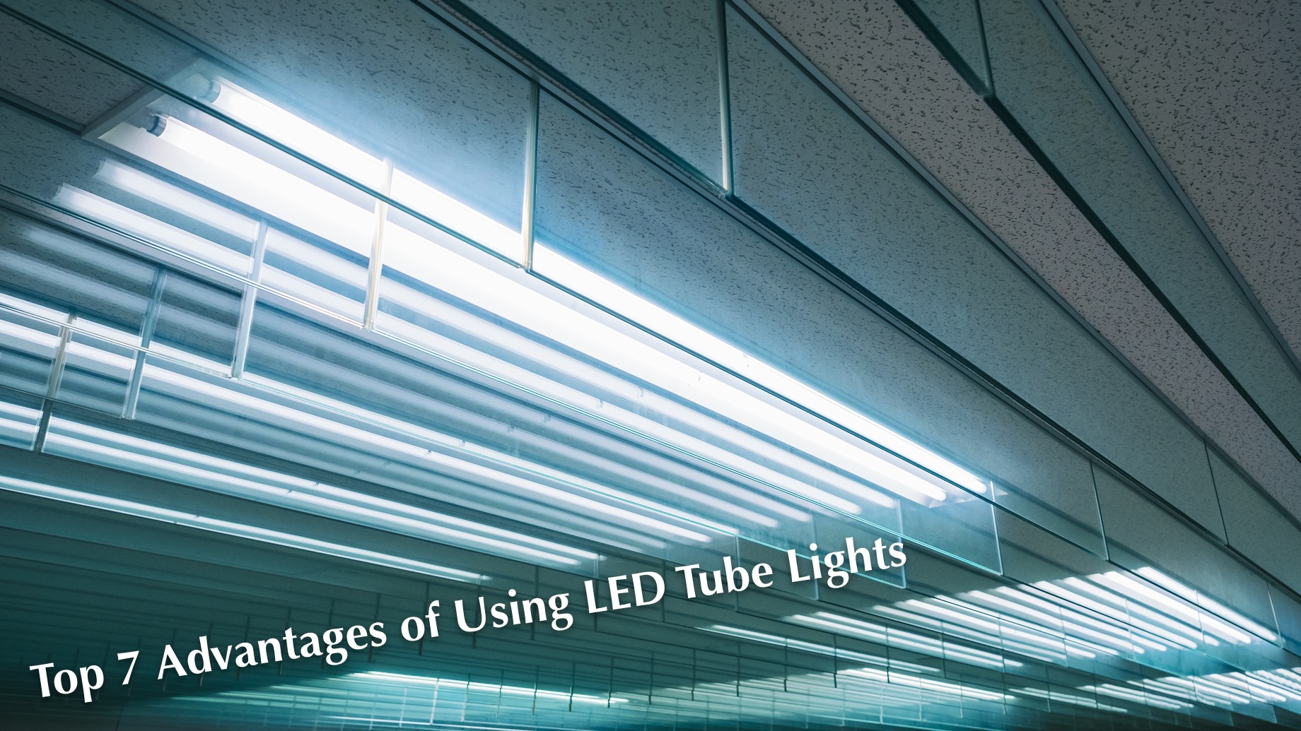 Top 7 Advantages of Using LED Tube Lights