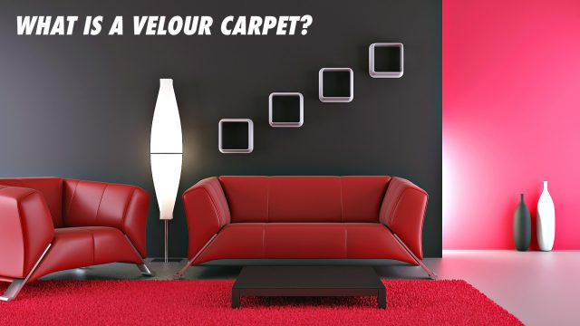 What Is A Velour Carpet?