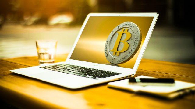 Bitcoin - MacBook Air