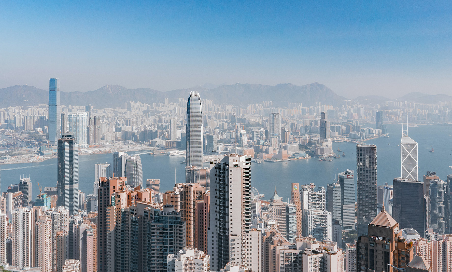 Hong Kong, China - The Most Expensive Real Estate Cities in the World