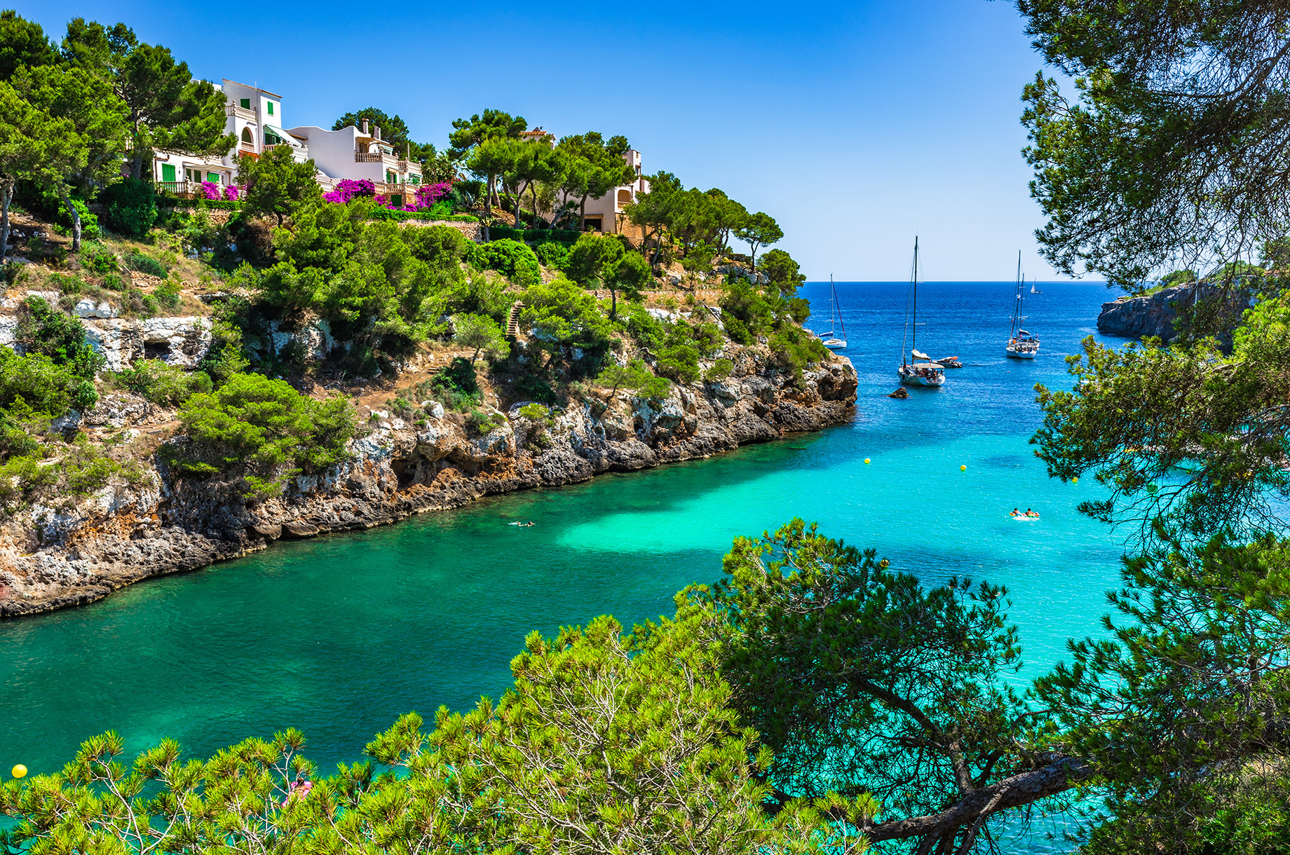 Ibiza, Balearic Islands, Spain - 4 Luxury Holiday Destinations to Choose as a Second Home