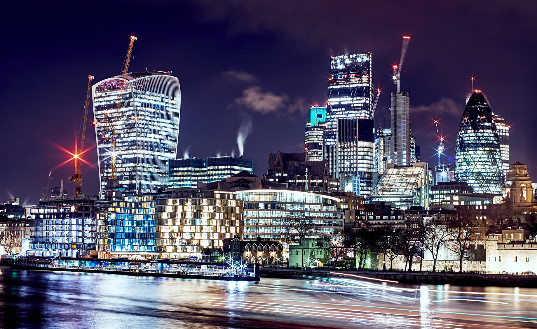 London, England, UK - The Most Expensive Real Estate Cities in the World