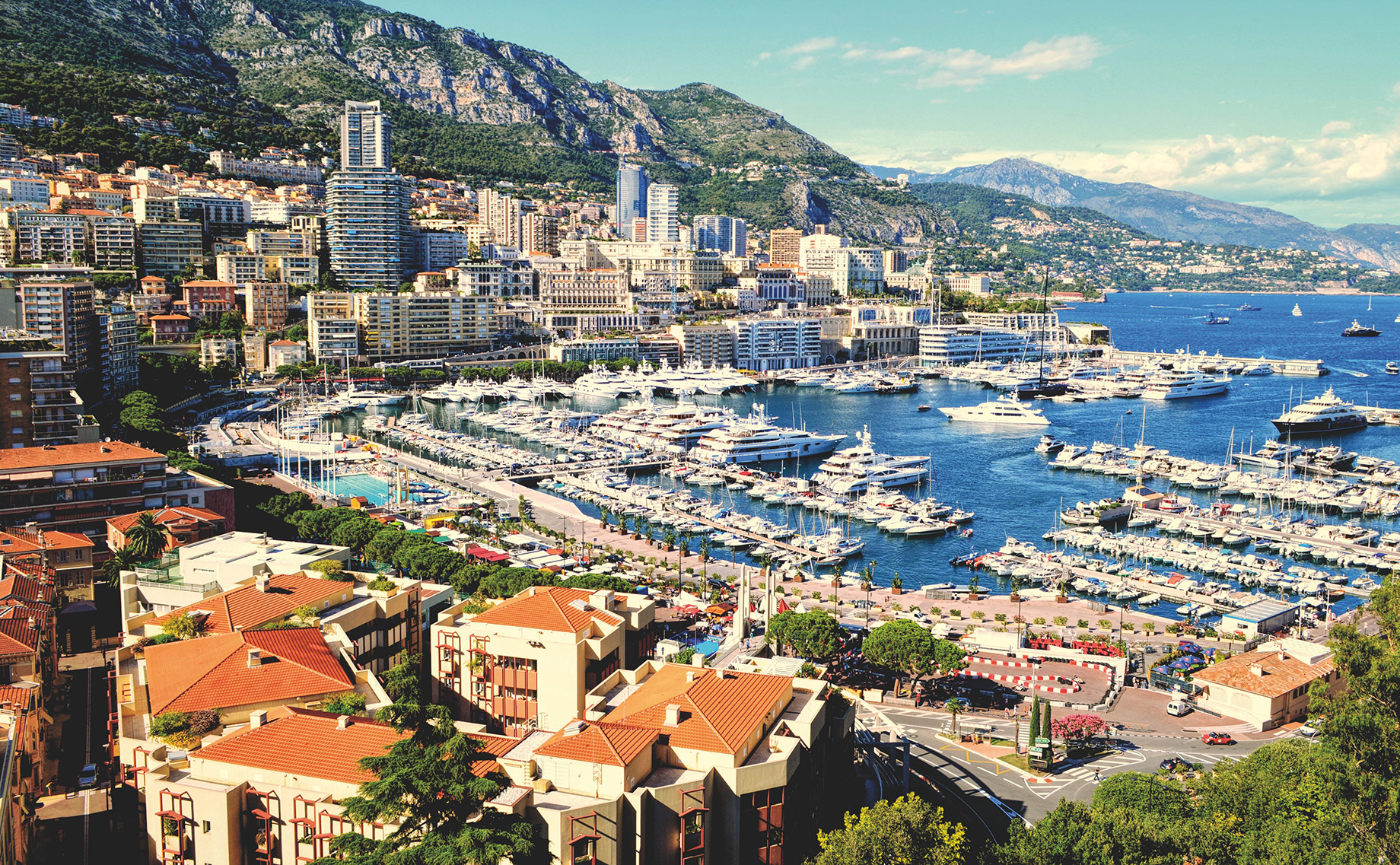 Monaco - The Most Expensive Real Estate Cities in the World