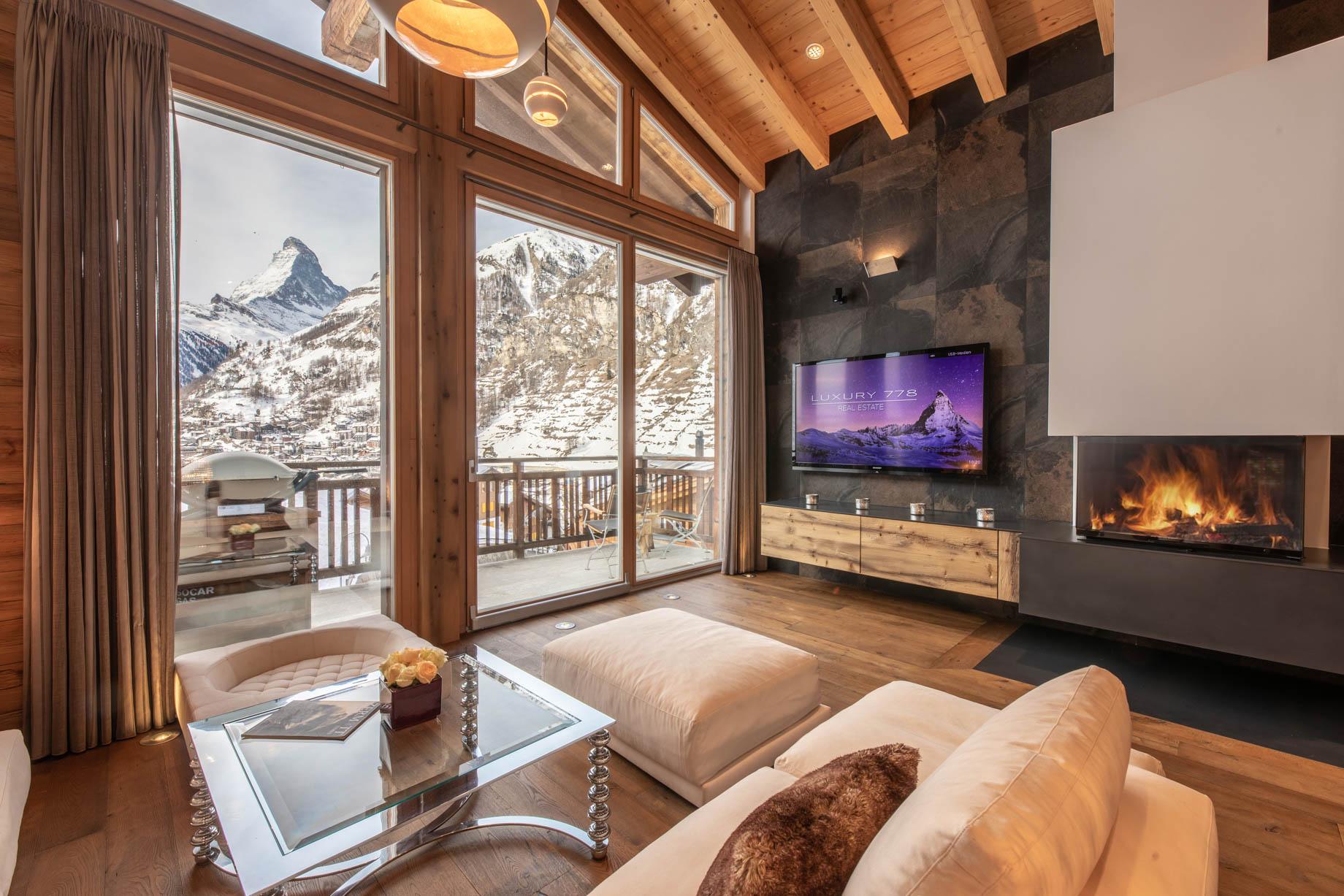 Chalet - Zermatt, Valais, Switzerland