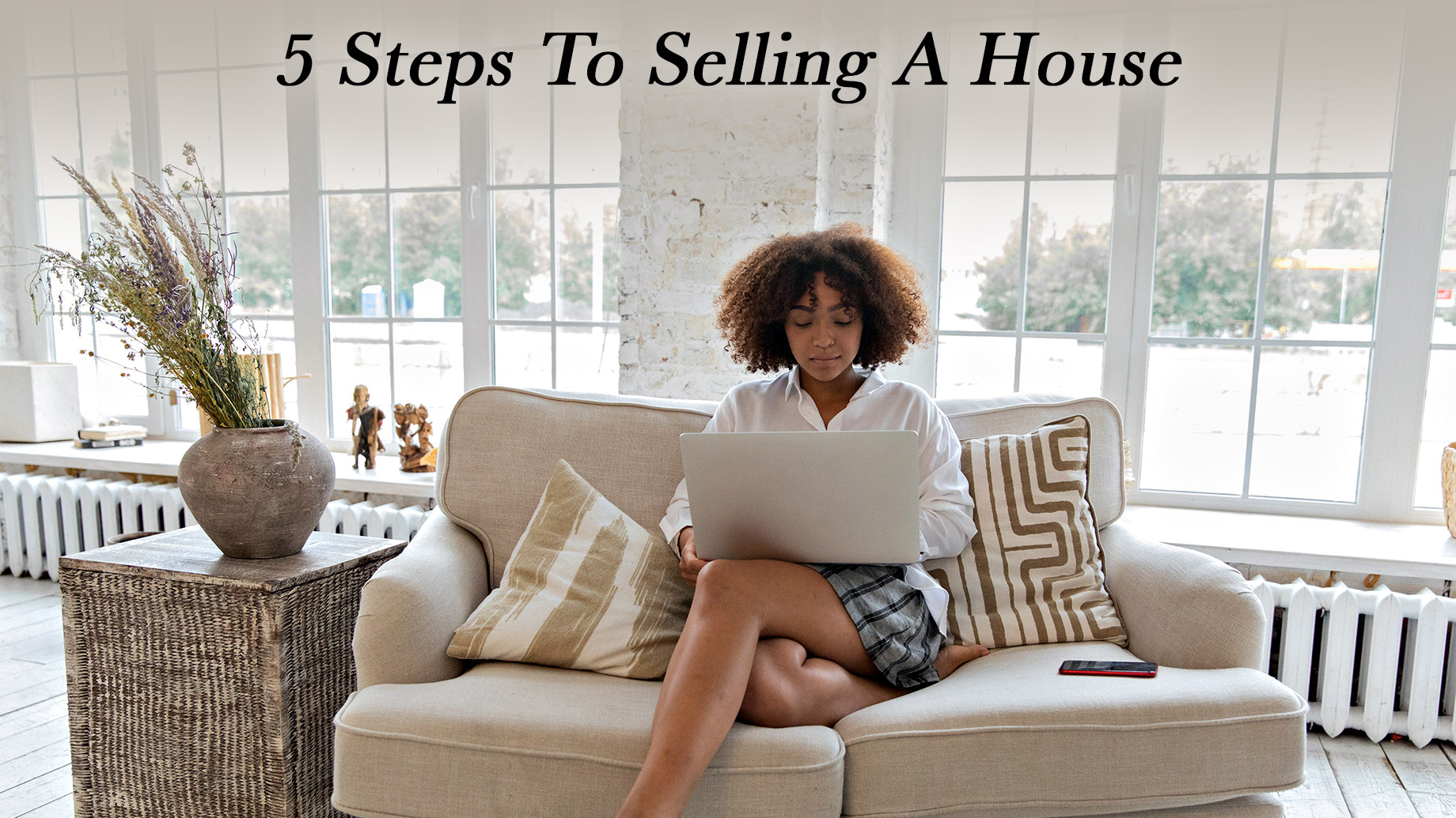 5 Steps To Selling A House