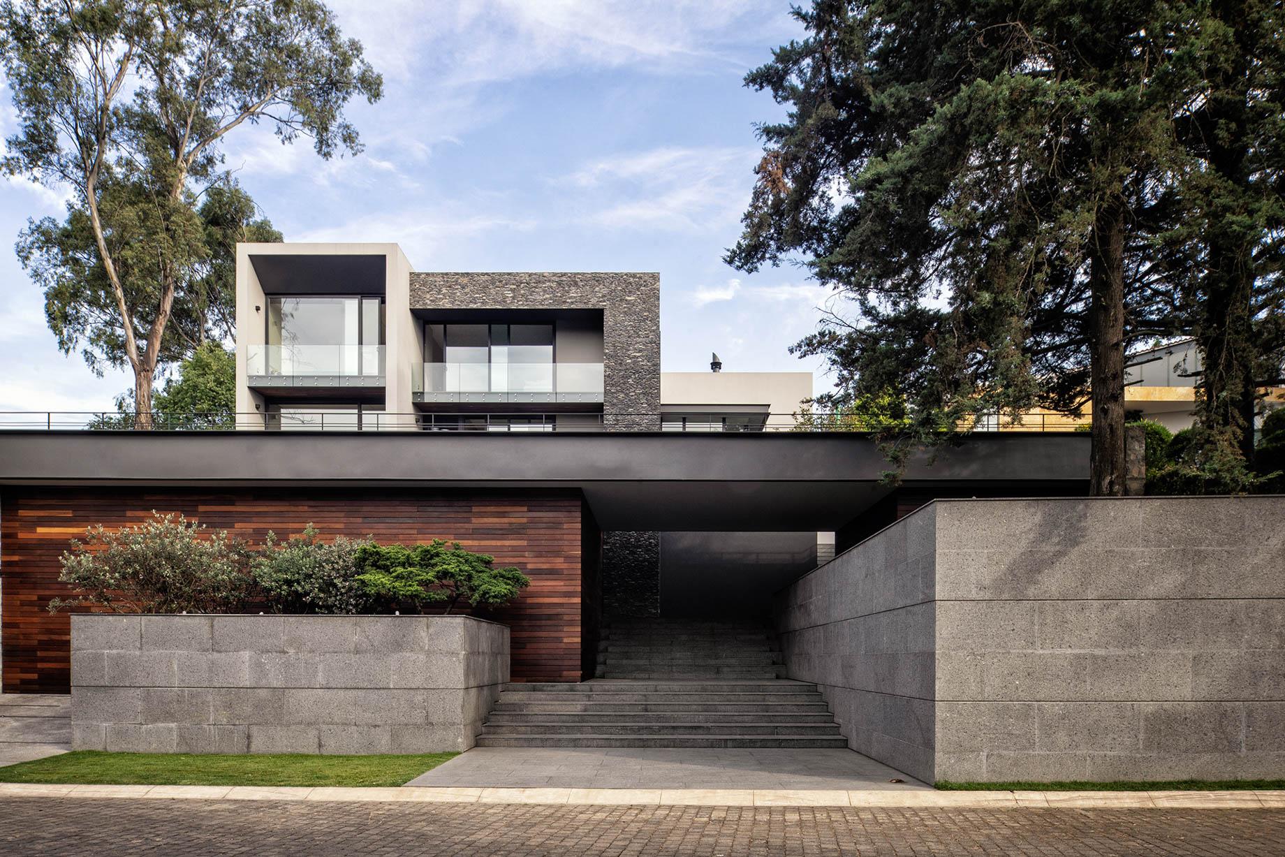 Casa Gonzalez Palomo - Mexico