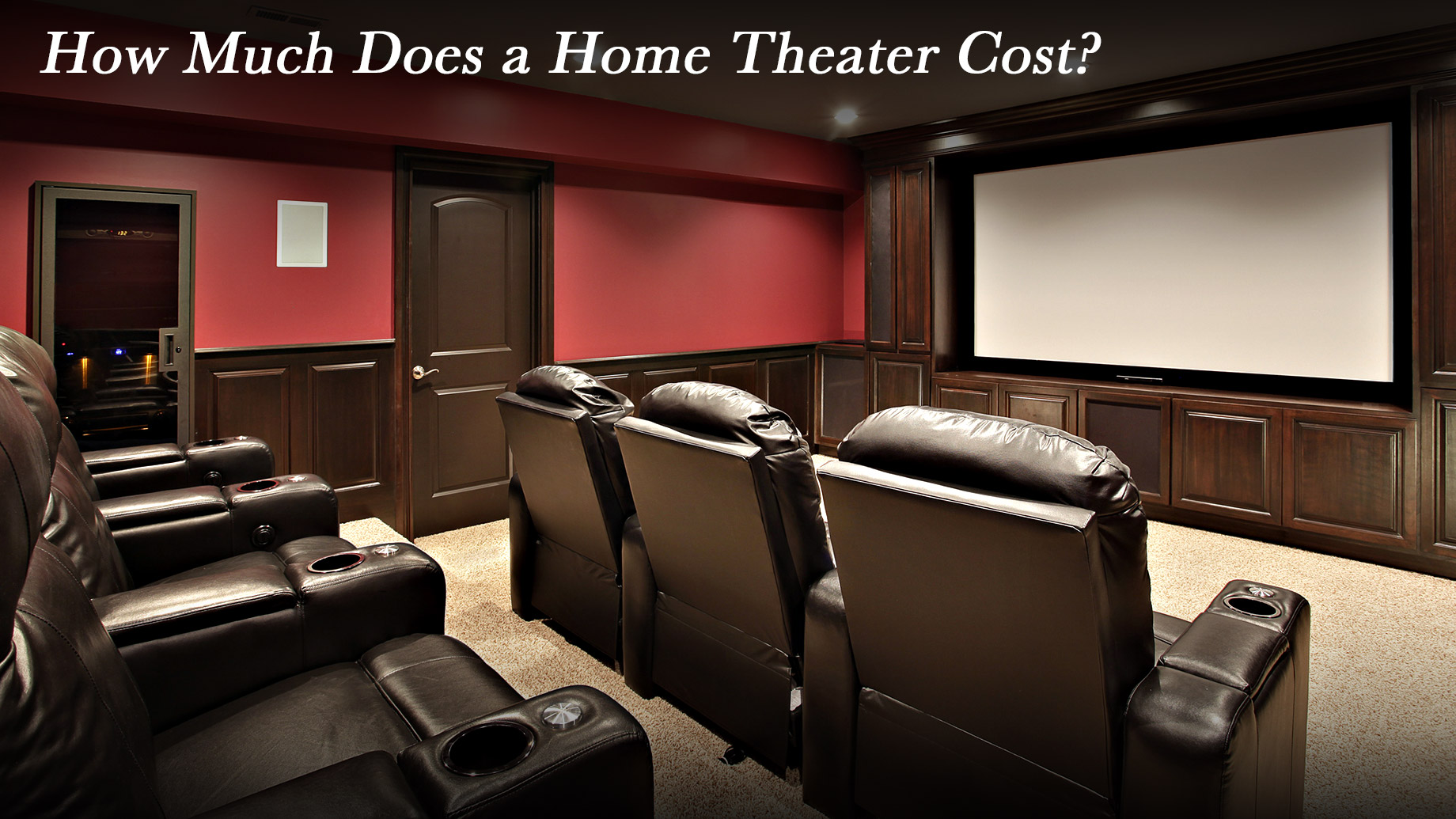 How Much Does a Home Theater Cost? Your Complete Price Breakdown