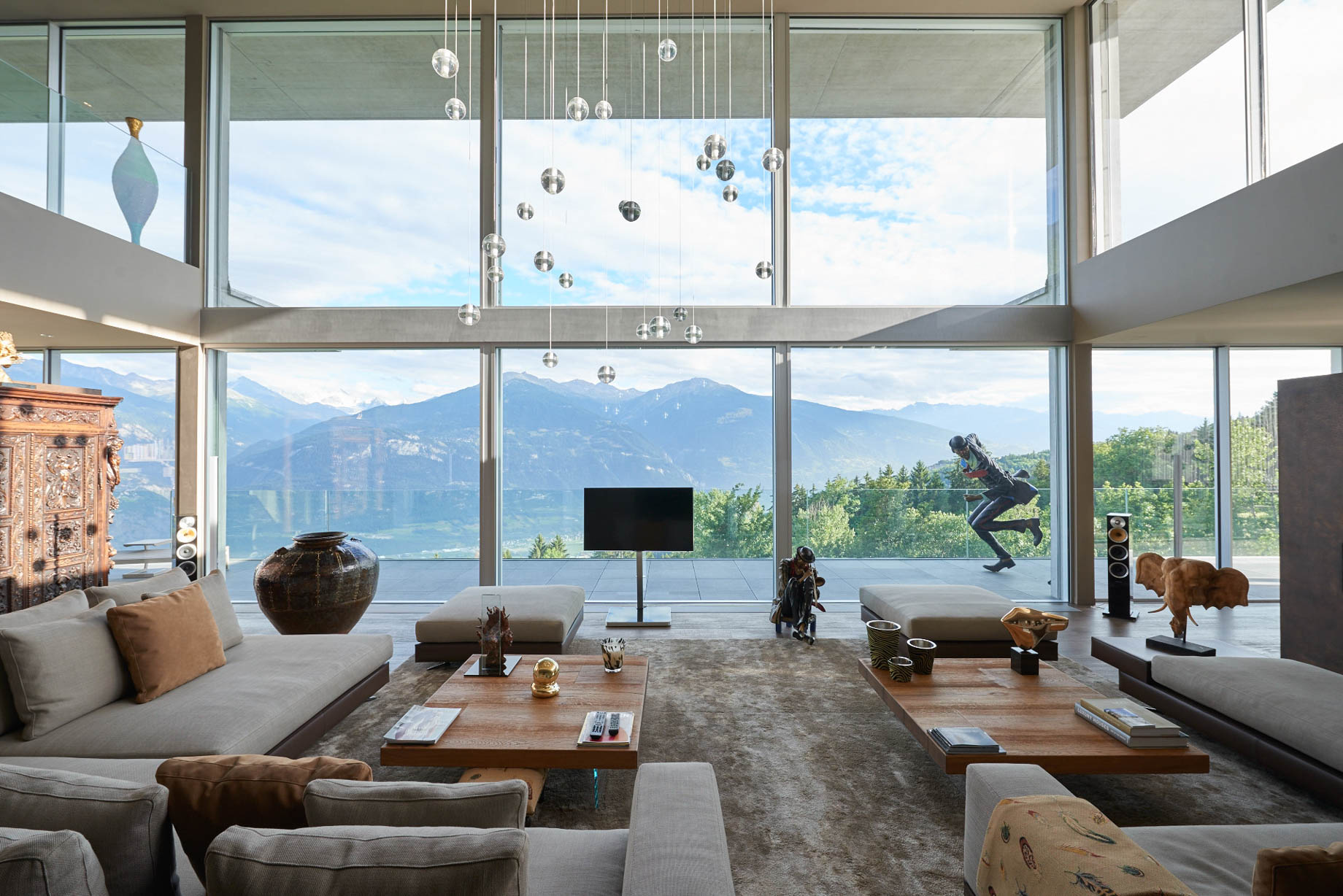 Mansion - Crans-Montana, Valais, Switzerland