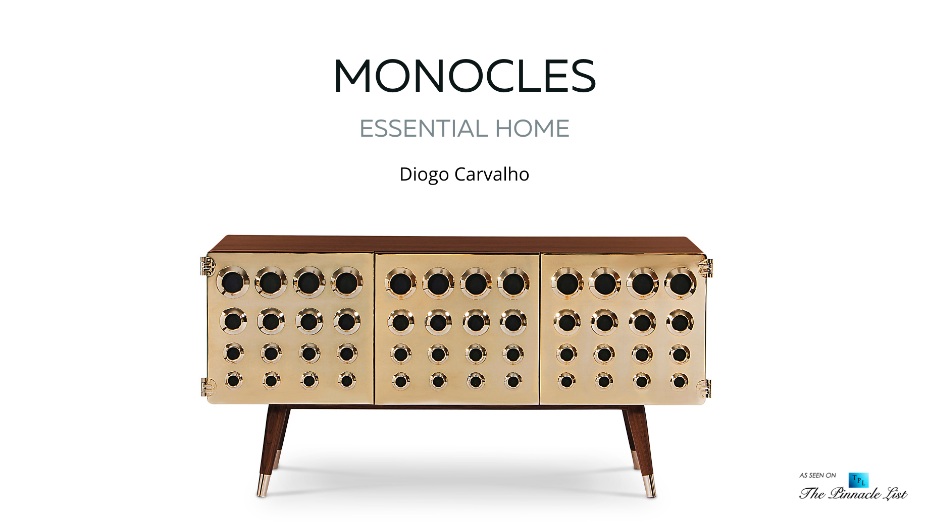 MONOCLES Essential Home Collection DelightFULL - Diogo Carvalho