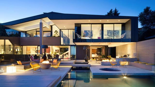 Groveland Road House Luxury Modern - West Vancouver, BC, Canada