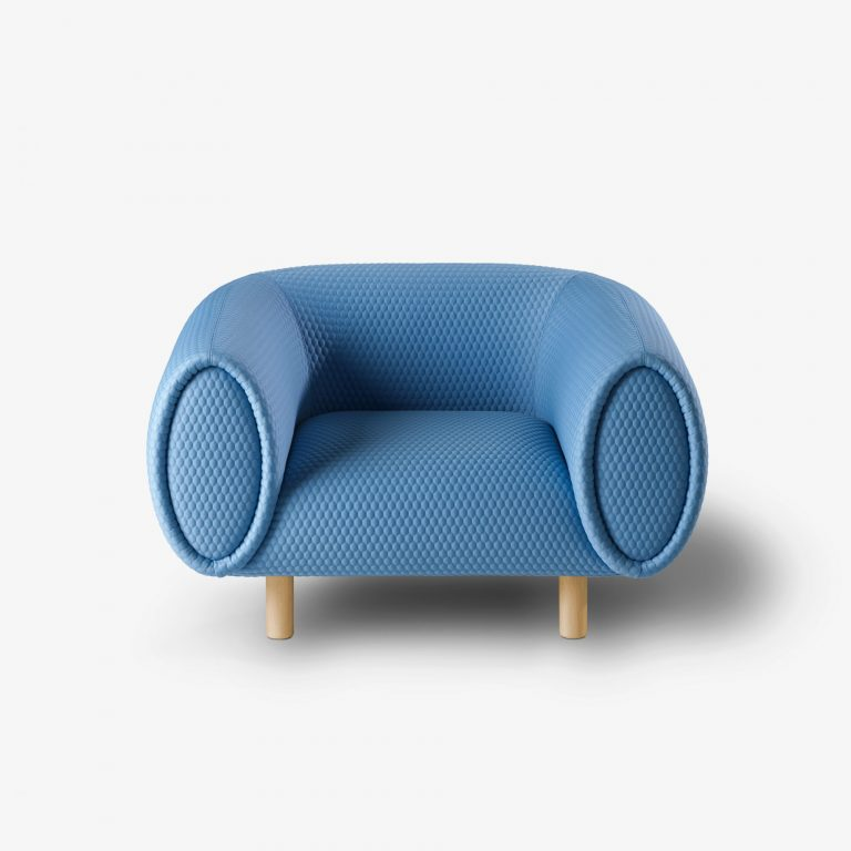 Iconic Tobi Sofa Designed with Zen Garden Principles by Rexite Italy – Elena Trevisan