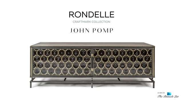 John Pomp Studios RONDELLE Craftmark Luxury Furniture Collection