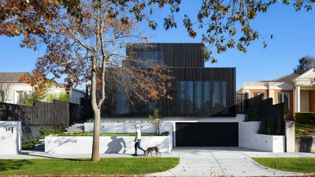 Rosedale Modern Contemporary House - Melbourne, Victoria, Australia