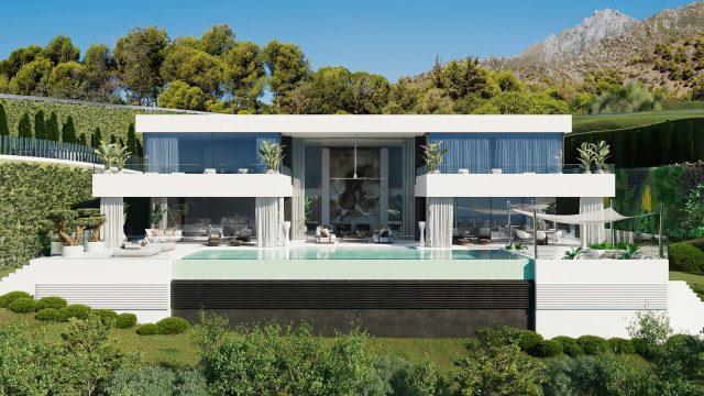 Villa Alcuzcuz Marbella - La Reserva del Alcuzcuz, Benahavis, Spain