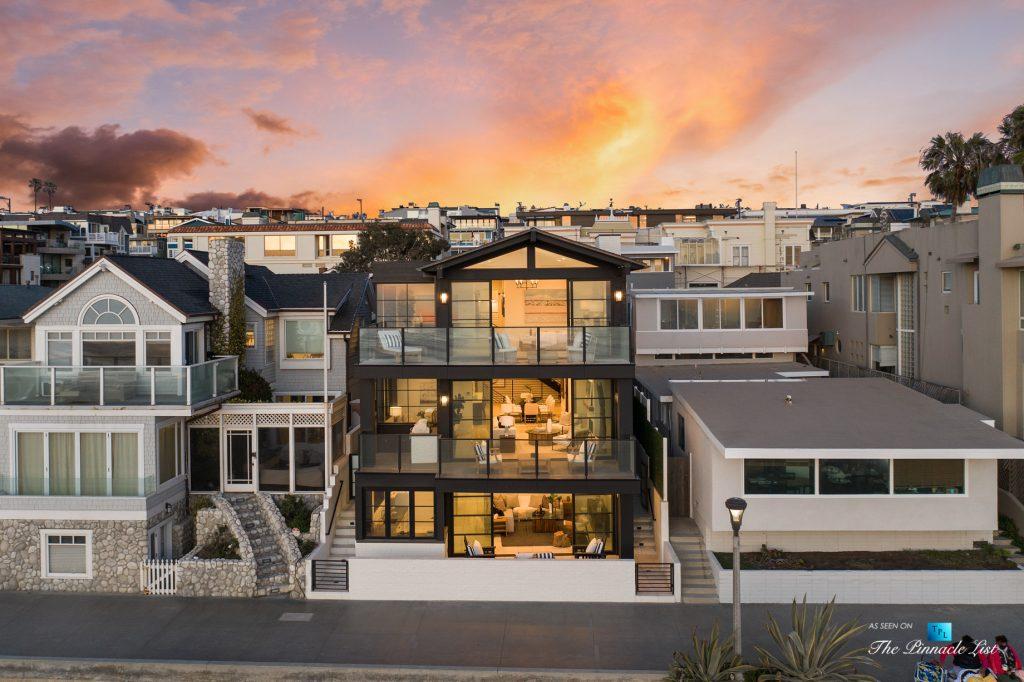 508 The Strand, Manhattan Beach, CA, USA - Luxury Real Estate - Oceanfront Home