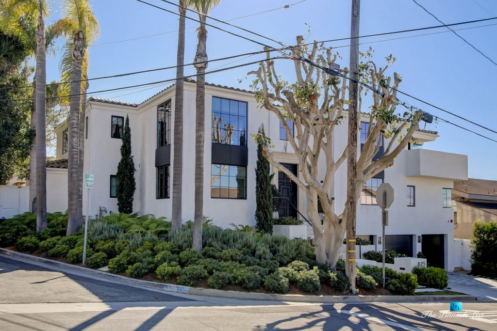 825 Highview Ave, Manhattan Beach, CA, USA - Luxury Real Estate - Modern Spanish Home