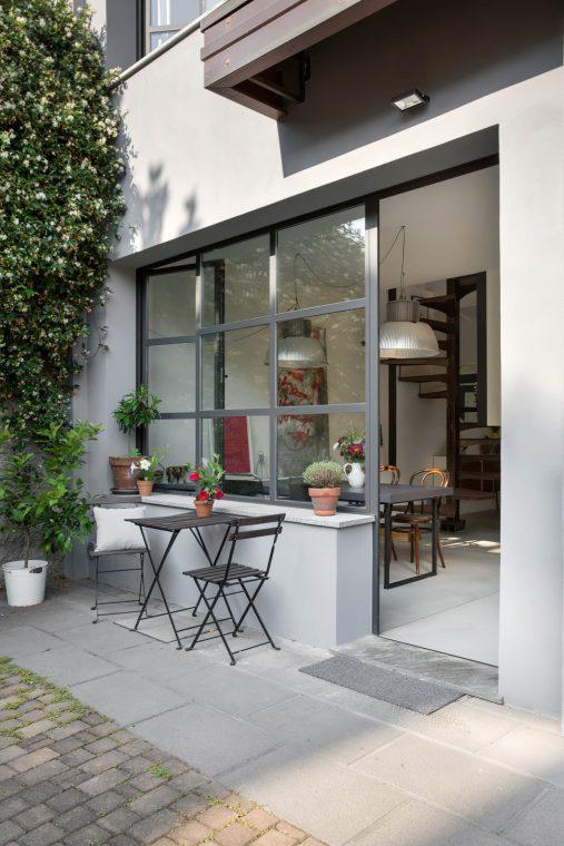 Casa Cialdini Eclectic Interior Design Milan, Italy - Stefania Micotti