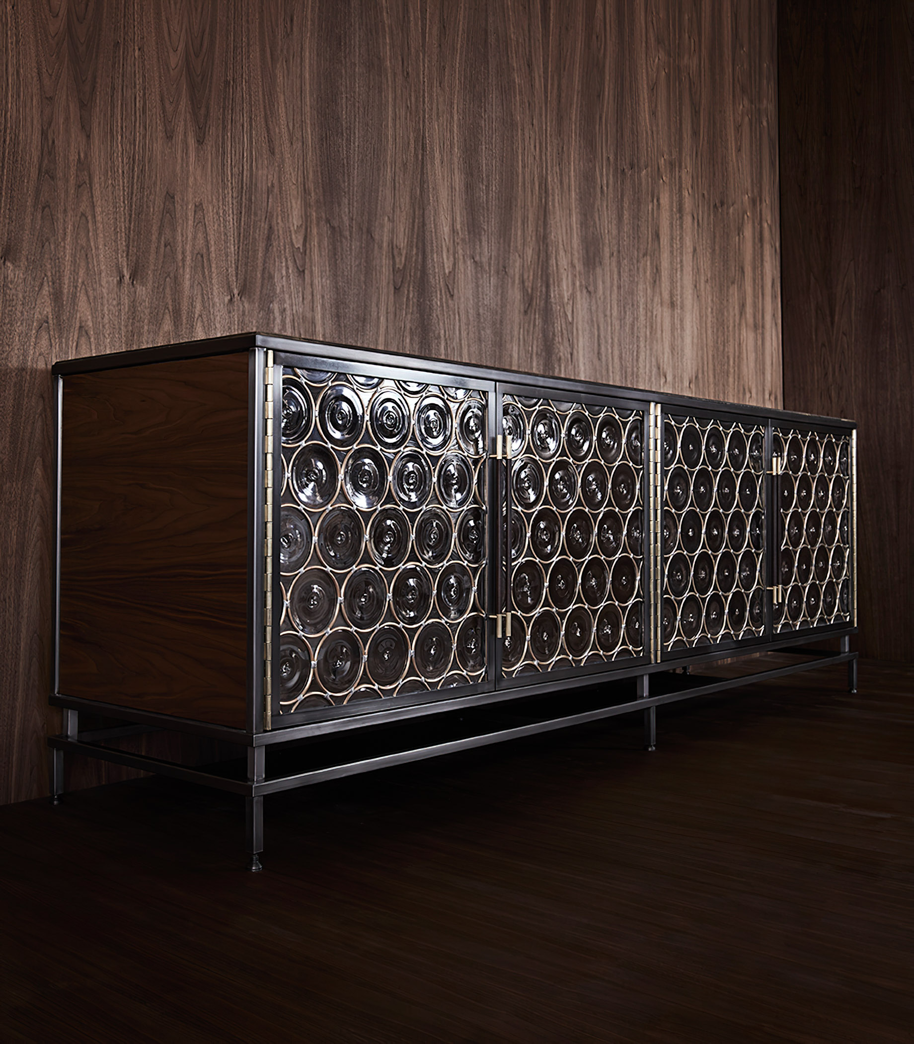 RONDELLE Craftmark Luxury Furniture Collection – John Pomp – Rondelle Credenza