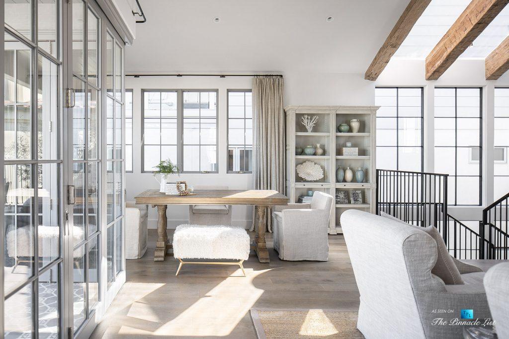 220 8th St, Manhattan Beach, CA, USA - Luxury Real Estate - Ocean View Dream Home - Sitting Area