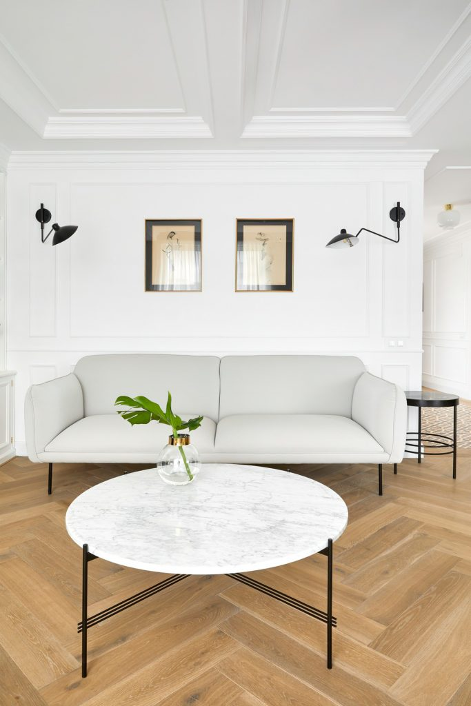 Carrer Arago Apartment Interior Barcelona, Spain - Miriam Barrio