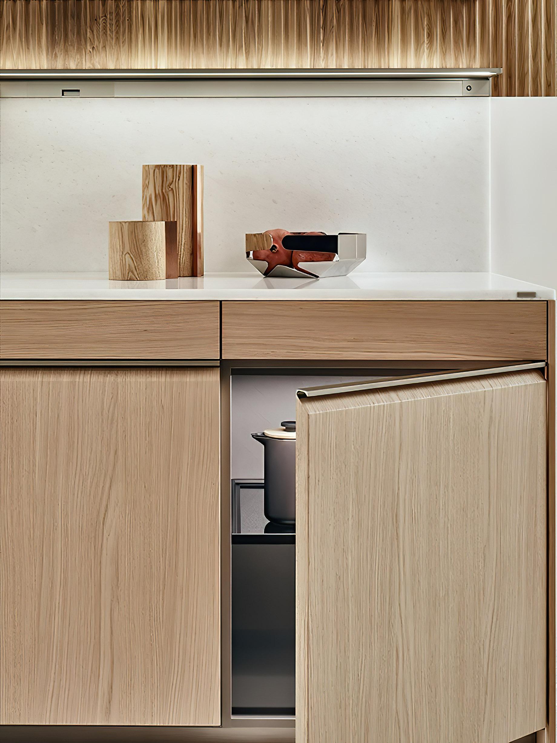 K-lab Contemporary Kitchen Ernestomeda Italy – Giuseppe Bavuso