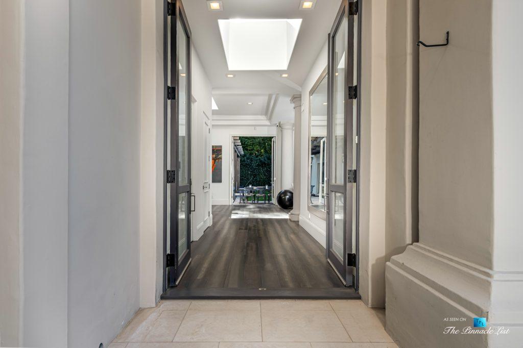 2720 Ellison Dr, Beverly Hills, CA, USA - Entry - Luxury Real Estate - Italian Villa Hilltop Home