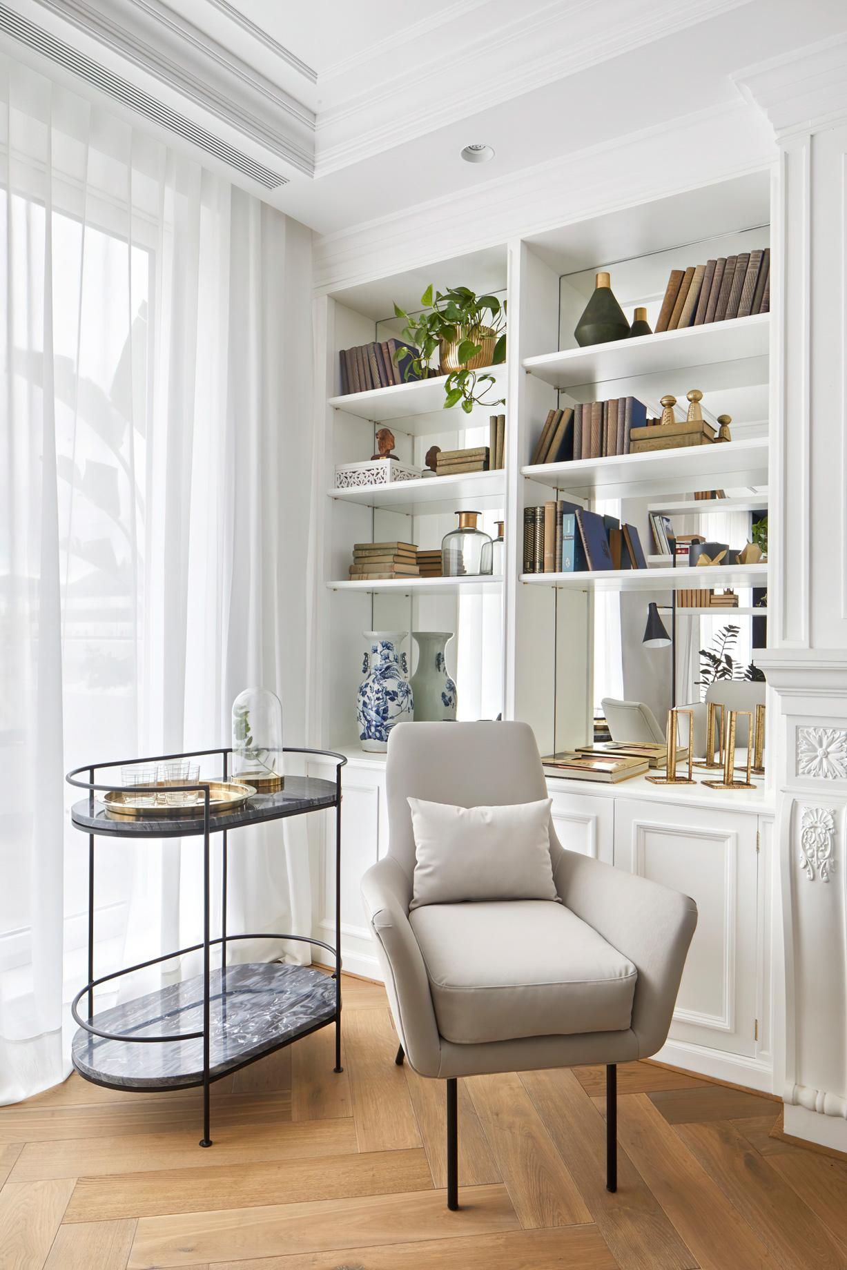 Carrer Arago Apartment Interior Barcelona, Spain – Miriam Barrio