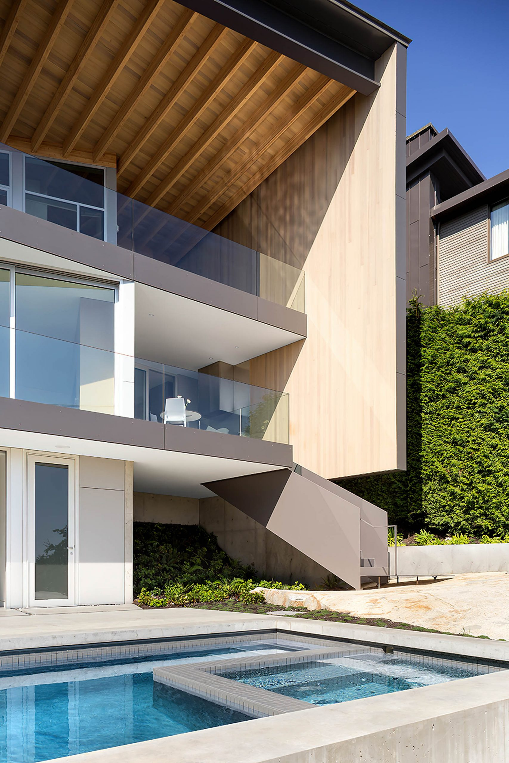 Thompson House Modern – Thompson Cres, West Vancouver, BC, Canada