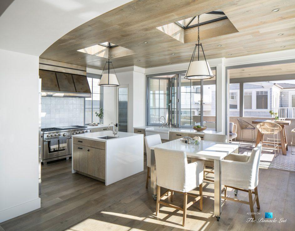 220 8th St, Manhattan Beach, CA, USA - Luxury Real Estate - Ocean View Dream Home - Modern Kitchen