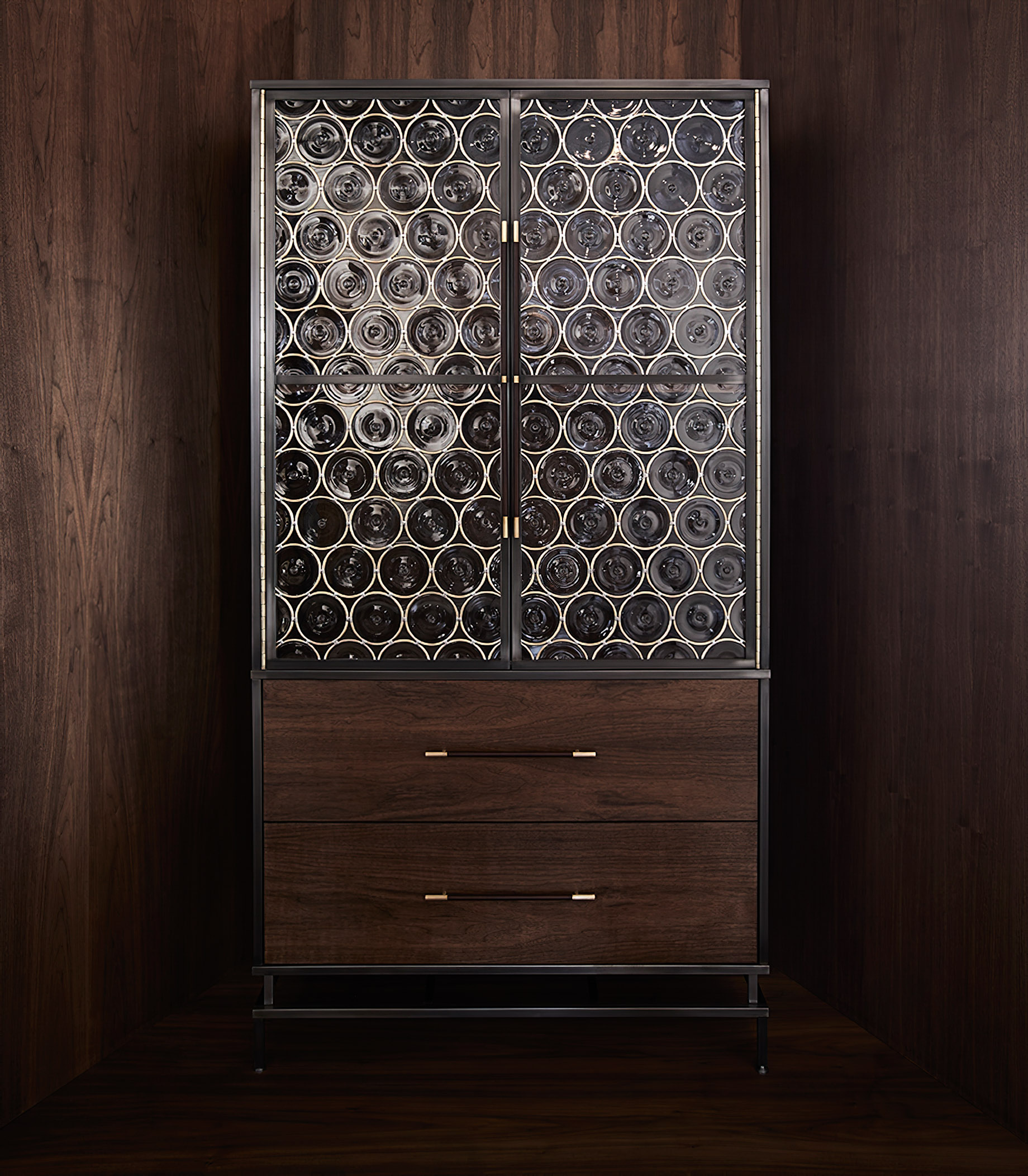 RONDELLE Craftmark Luxury Furniture Collection – John Pomp – Rondelle Armoire