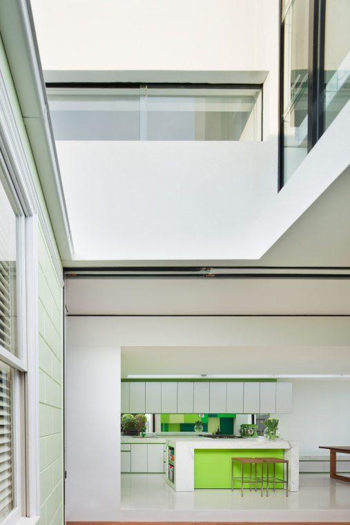 Shakin Stevens Green Space House - Melbourne, Victoria, Australia