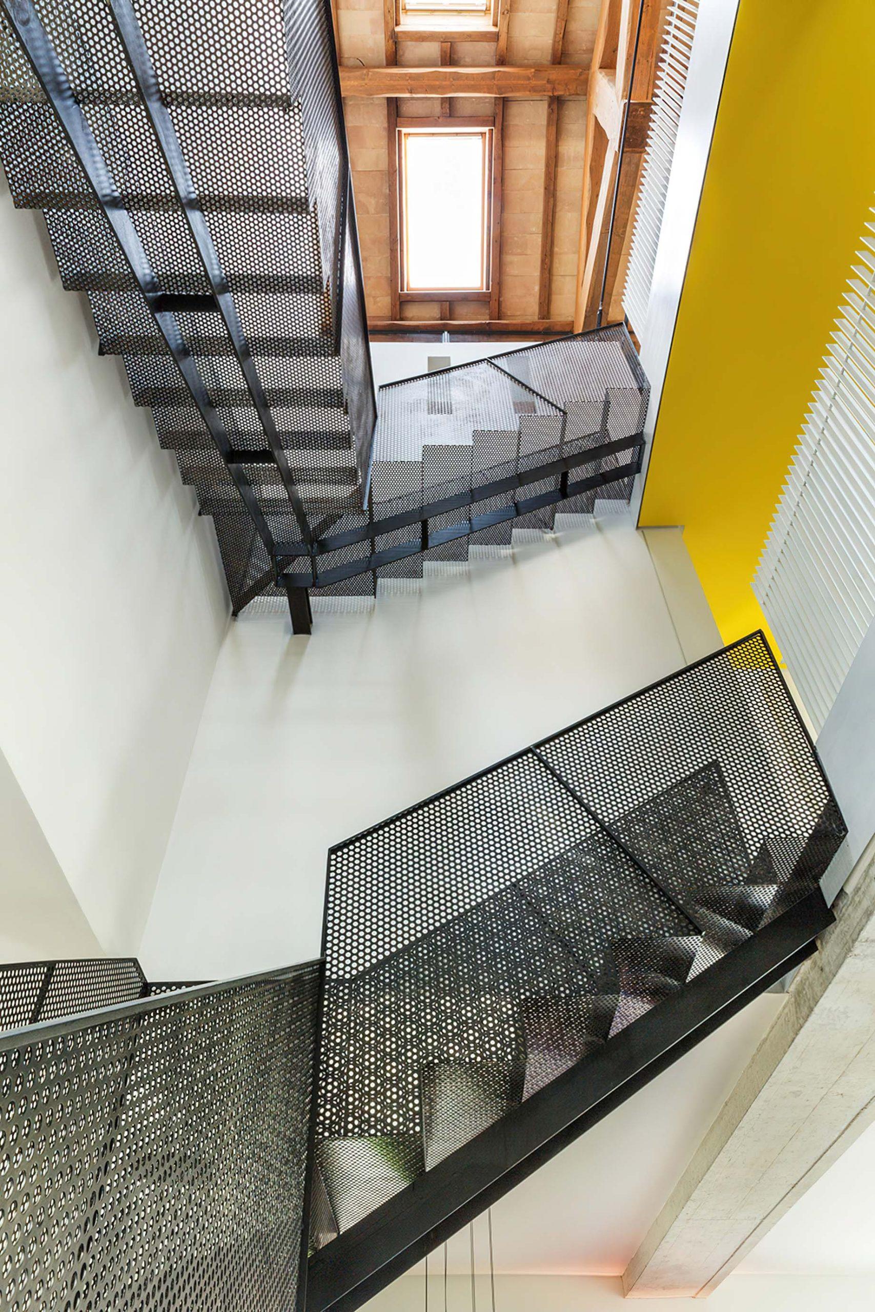 Casa C Rock Soul Inteior Design Rome, Italy – Alvisi Kirimoto