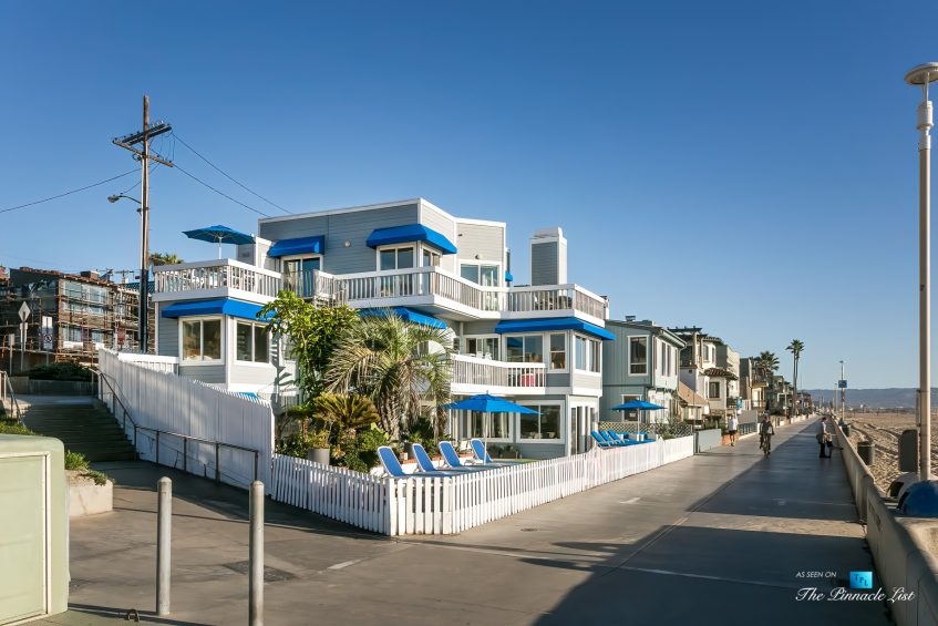 3500 The Strand, Hermosa Beach, CA, USA – Luxury Real Estate – Original 90210 Beach House - Oceanfront Home