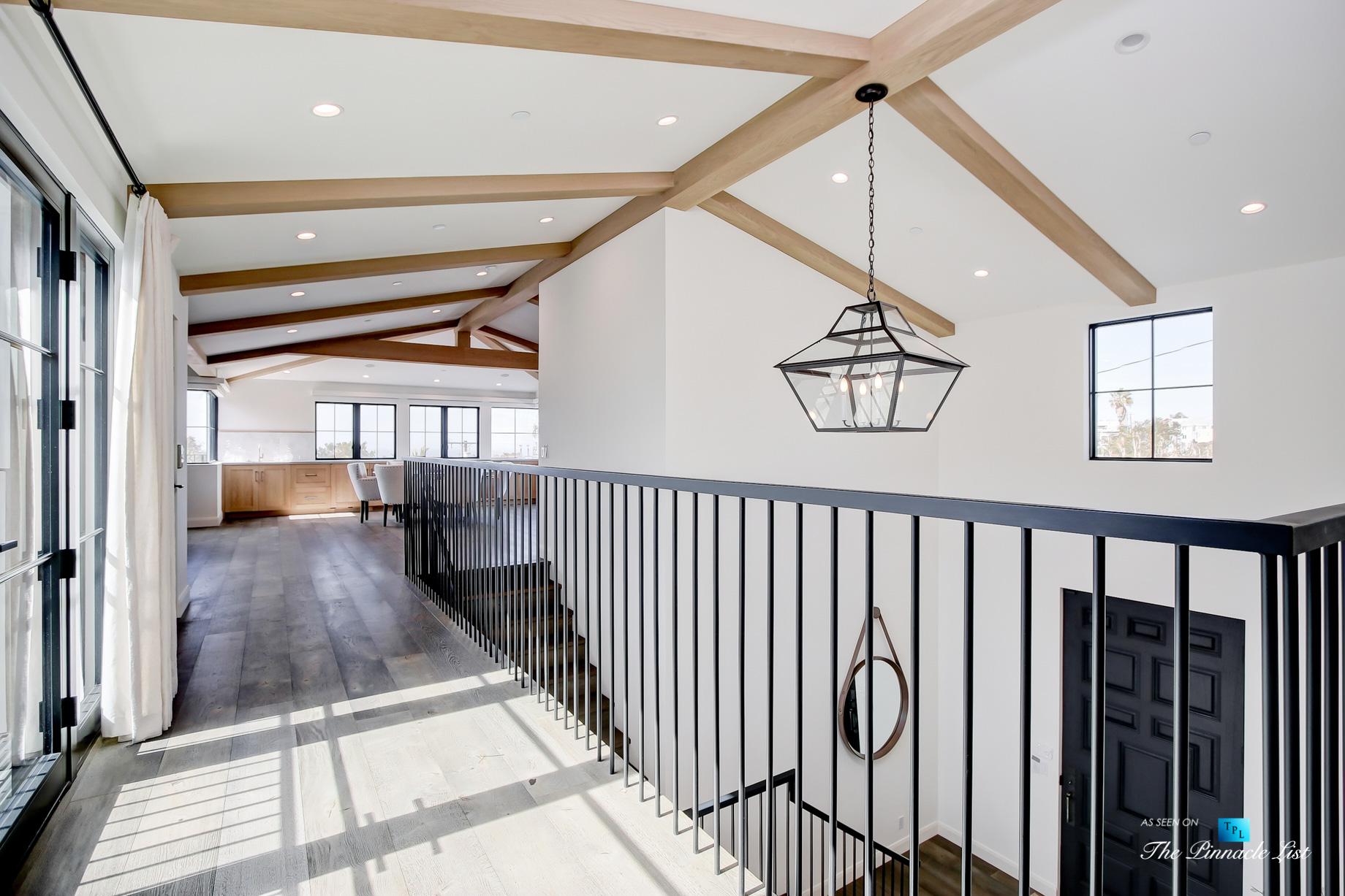825 Highview Ave, Manhattan Beach, CA, USA - Upper Hallway - Luxury Real Estate - Modern Spanish Home