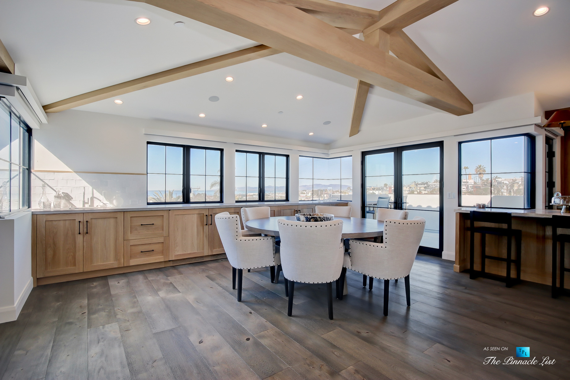 825 Highview Ave, Manhattan Beach, CA, USA – Dining Room – Luxury Real Estate – Modern Spanish Home