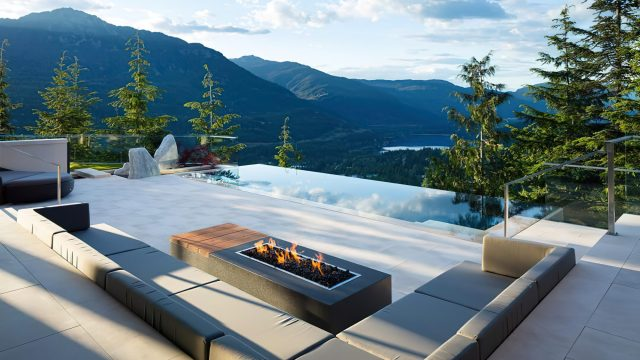 High Point Kadenwood Luxury Estate - High Point Dr, Whistler, BC, Canada