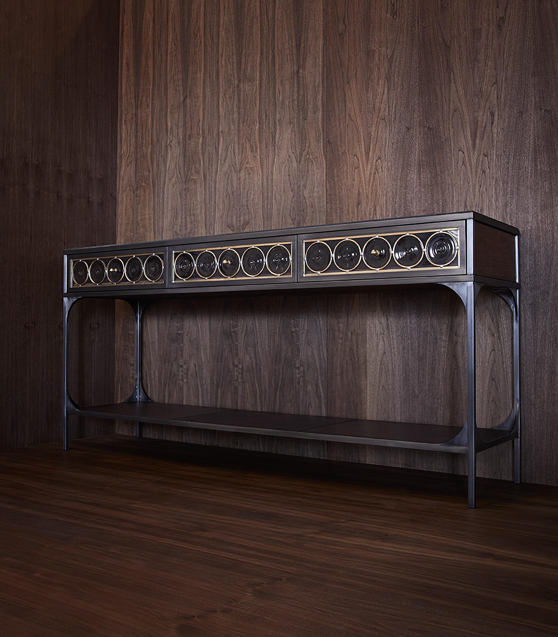 RONDELLE Craftmark Luxury Furniture Collection – John Pomp – Rondelle Console