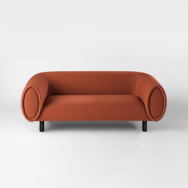Iconic Tobi Sofa Designed with Zen Garden Principles by Rexite Italy - Elena Trevisan