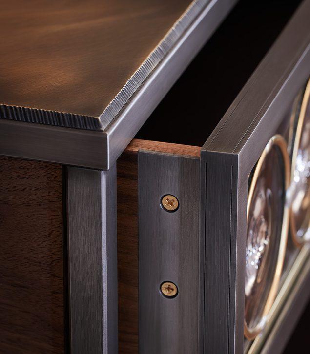 RONDELLE Craftmark Luxury Furniture Collection - John Pomp - Rondelle Console