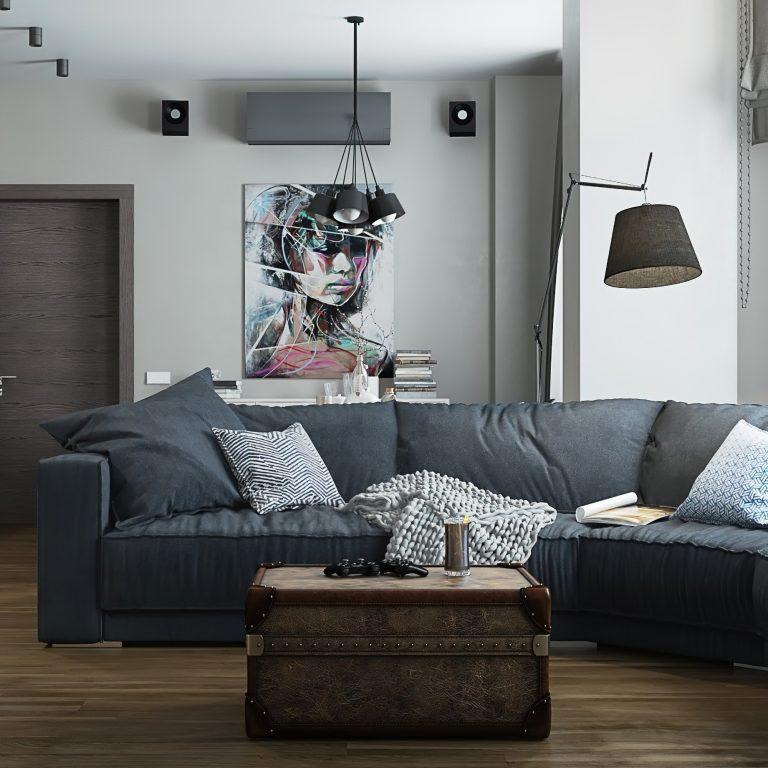 Sleepy Hollow K474 Apartment Interior Moscow, Russia – ETA Studio