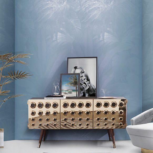 MONOCLES Sideboard Credenza - Essential Home - DelightFULL Retro Design