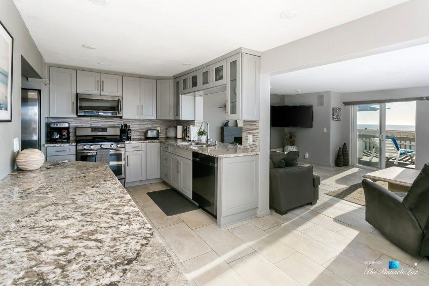 3500 The Strand, Hermosa Beach, CA, USA - Kitchen – Luxury Real Estate – Original 90210 Beach House - Oceanfront Home
