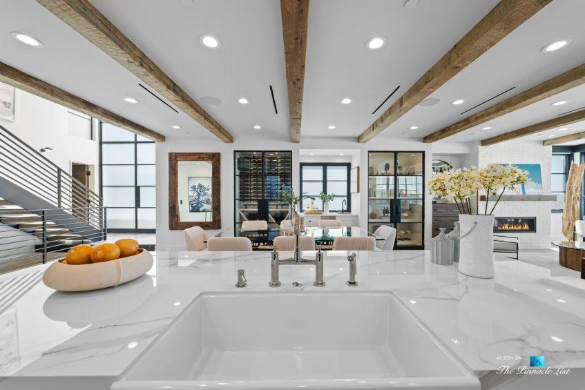 508 The Strand, Manhattan Beach, CA, USA - Kitchen Sink - Luxury Real Estate - Oceanfront Home