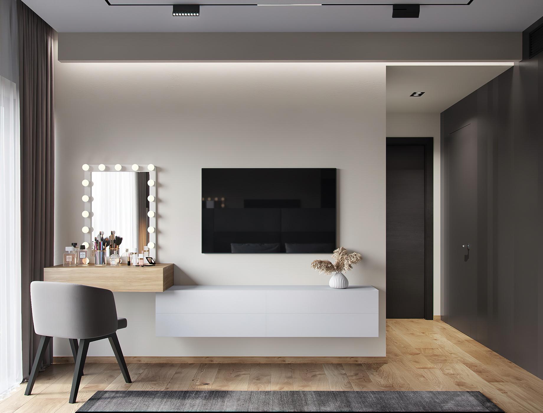 House JK Park Rublevo Interior Design Moscow, Russia – Strong Design