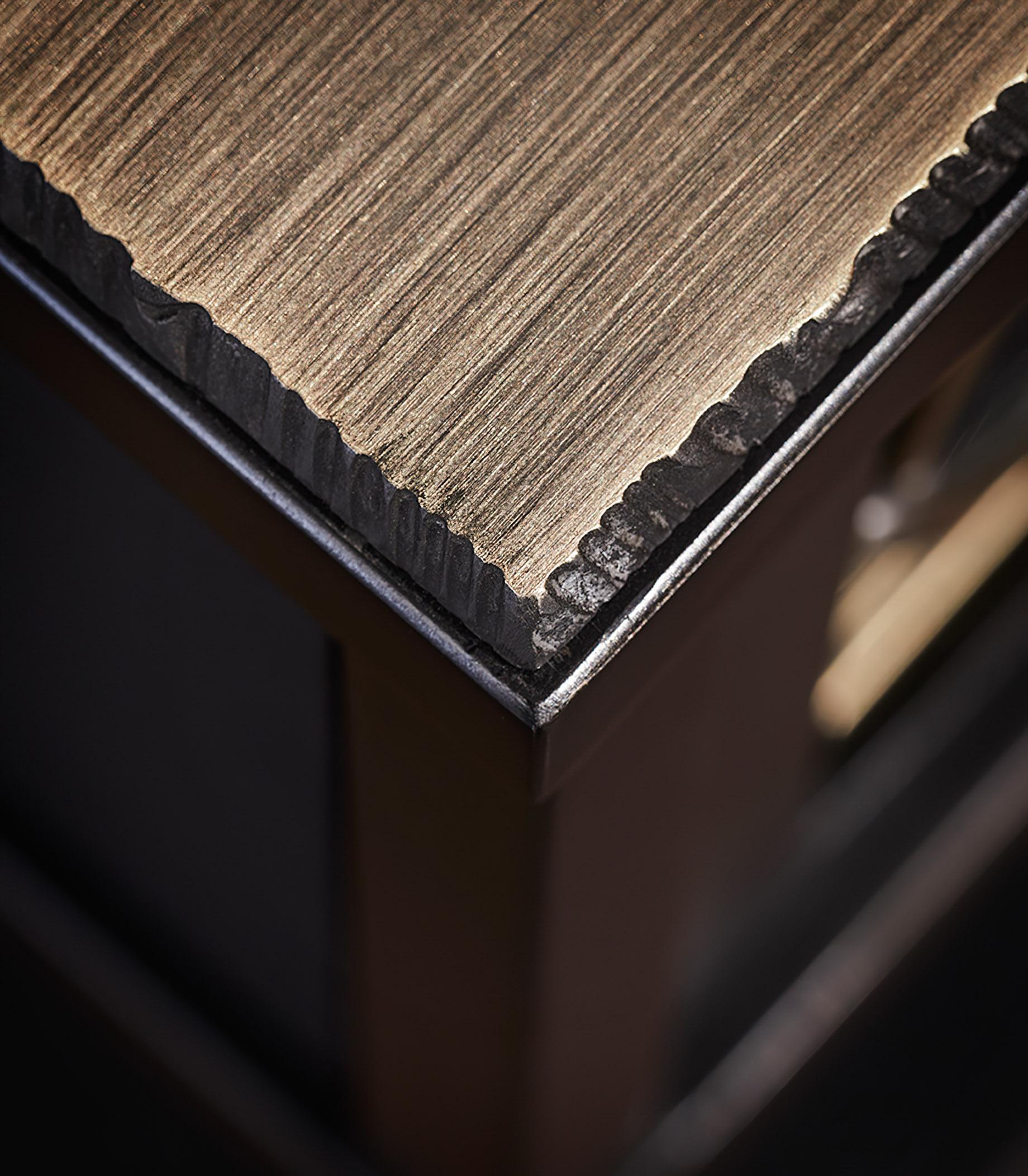 RONDELLE Craftmark Luxury Furniture Collection – John Pomp – Rondelle Side Table