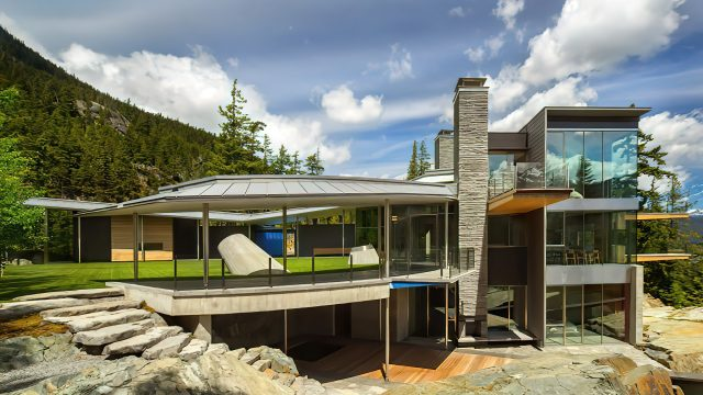 Amanderu Estate Luxury Ski Chalet - Stonebridge Dr, Whistler, BC, Canada